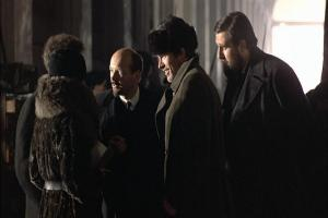 Reed and Bryant meet with Lenin in Russia