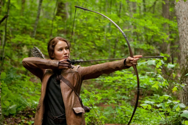 The Hunger Games (2012)   Left Film Review