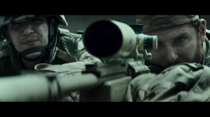 Bradley Cooper as Chris Kyle